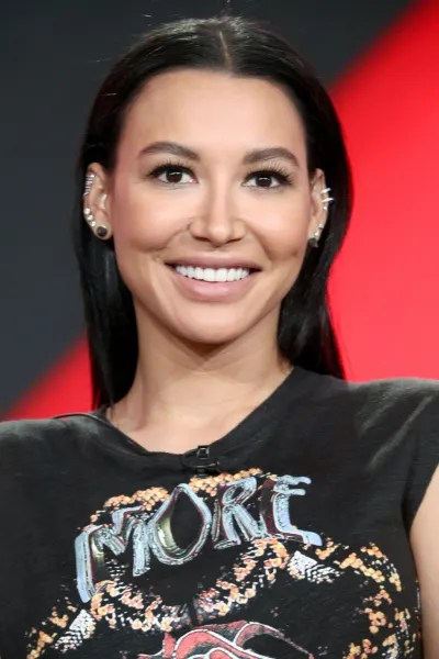 Naya Rivera Attends Youtube Event