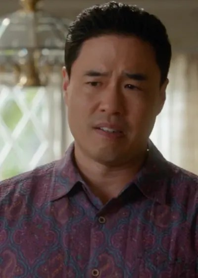 Louis looking concerned - Fresh Off the Boat Season 6 Episode 5