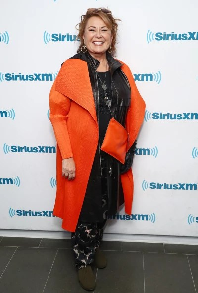 Roseanne Barr Attends Event