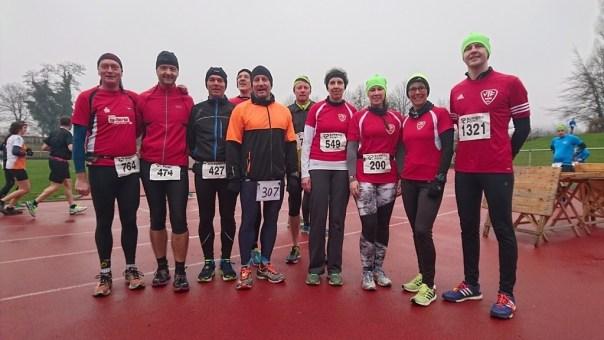 Hammer Winterlaufserie 15km