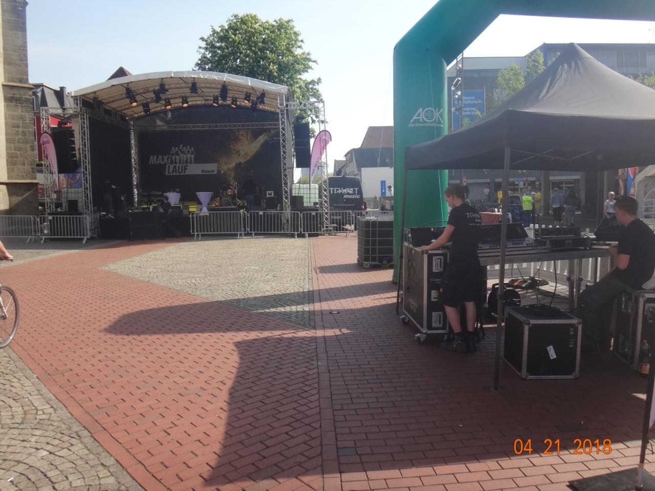 Maxi Lauf in Hamm