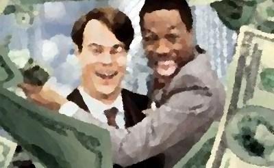 『大逆転』(1983年)あらすじ&ネタバレ ダン・エイクロイド,エディ・マーフィ主演