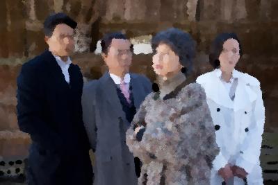 相棒14 第11話「共演者」多岐川裕美&高橋かおり ゲスト出演