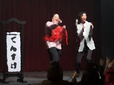 相棒14 第14話「スポットライト」あらすじ&ネタバレ お笑い芸人でんすけ登場! 小林麻子,荻野友里ゲスト出演
