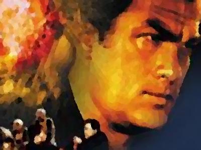 『沈黙の追撃』(2005年 アメリカ) スティーヴン・セガール&ヴィニー・ジョーンズ出演