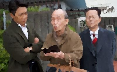 相棒15(2017年)第12話「臭い飯」あらすじ&ネタバレ 笹野高史,入山法子 ゲスト出演
