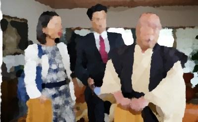 警視庁捜査一課9係11th 第6話「華の殺人」 青山倫子&奈良富士子ゲスト出演