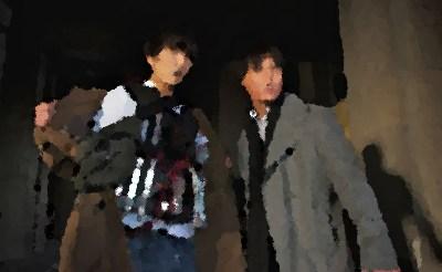 相棒12(2014年)第10話「ボマー~狙撃容疑者特命係・甲斐享を射殺せよ!」宇崎竜童&佐藤藍子ゲスト出演