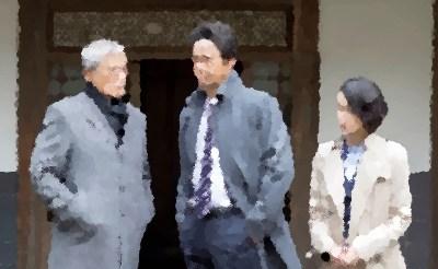 『松本清張 誤差』(2017年) 村上弘明,剛力彩芽,松下由樹,田中美奈子 出演