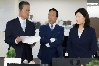 司法教官・穂高美子5