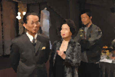 相棒5(2007年)第17話「女王の宮殿」あらすじ&ネタバレ 大空眞弓,森下哲夫ゲスト出演