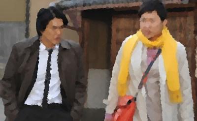 『広域警察・ふたりの刑事』(広域警察1 2008年11月) あらすじ&ネタバレ 高橋克典,山崎静代,古村比呂 出演