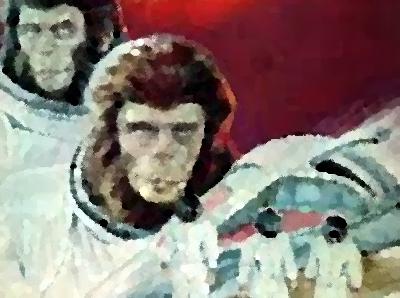 『新・猿の惑星』(1971年) あらすじ&ネタバレ  コーネリアス博士が過去の地球へやって来た!