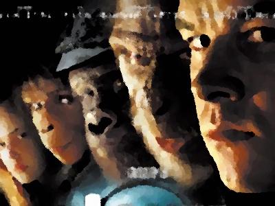 『PLANET OF THE APES 猿の惑星』(2001年) あらすじ&ネタバレ マーク・ウォールバーグ主演