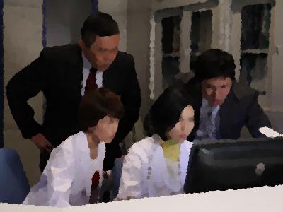 科捜研の女12(2013年)第1話「疑惑の銃撃戦!…」あらすじ&ネタバレ 蟹江一平,高杉亘ゲスト出演