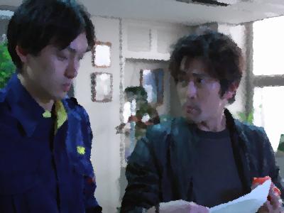 臨場 第一章 第2話「赤い名刺」あらすじ&ネタバレ 小嶺麗奈,松本留美ゲスト出演