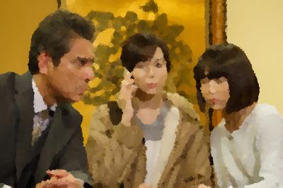 『越後純情刑事・早乙女真子』(2018年1月)あらすじ&ネタバレ 比嘉愛未主演,濱田和馬ゲスト出演