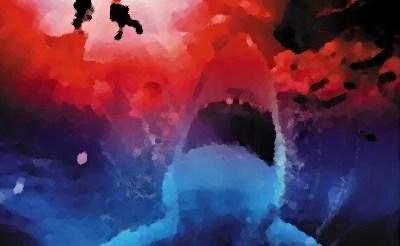 『レッド・ウォーター サメ地獄』(B級映画 2003年) あらすじ&ネタバレ ルー・ダイアモンド・フィリップス主演