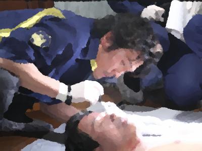 臨場 続章 第4話「似顔絵」あらすじ&ネタバレ 奥貫薫,川野太郎ゲスト出演