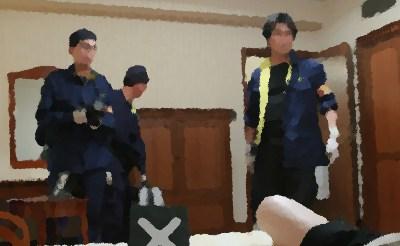 臨場 第一章 第6話「罪つくり」あらすじ&ネタバレ あめくみちこ,大河内浩ゲスト出演