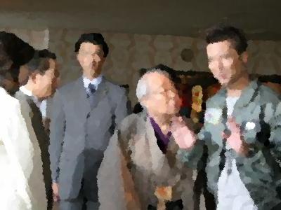 相棒4(2005年)第1話SP「閣下の城」あらすじ&ネタバレ 高橋かおり,長門裕之,津川雅彦ゲスト出演