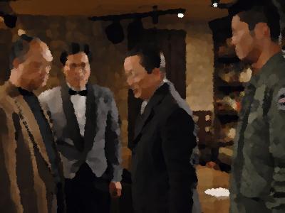 相棒6(2008年)第14話「琥珀色の殺人」あらすじ&ネタバレ 蟹江敬三,田山涼成ゲスト出演