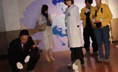 科捜研の女19第2話「殺された天才覆面画家!」あらすじ&ネタバレ 真飛聖,吉田ウーロン太ゲスト出演
