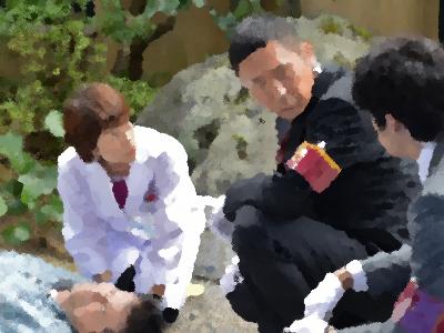 科捜研の女13第5話「矛盾する鑑定!法医学vs化学!!…」平田薫,萩尾みどりゲスト出演