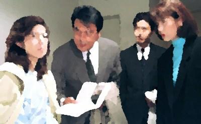 『グズ茂検事の犯罪捜査 霧の罠(近松茂道1)』(2002年4月)あらすじ&ネタバレ 沢田亜矢子,石野真子ゲスト出演