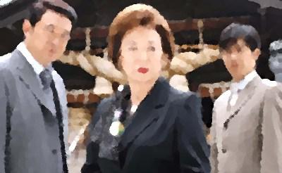 『刑事吉永誠一 涙の事件簿6 /五億円の黒い白髪』あらすじ&ネタバレ 佐久間良子,山口果林ゲスト出演