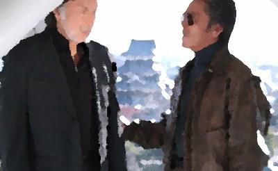 『さすらい署長 風間昭平8/あずさ・松本城殺人事件』(2008年7月) あらすじ&ネタバレ 寺島進,山田まりやゲスト出演