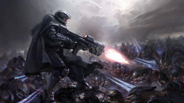 Halo TV Series Moves from Showtime to Paramount+