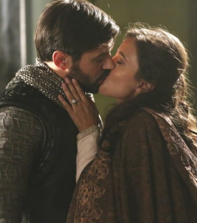 Arthur and Gwen - Once Upon a Time