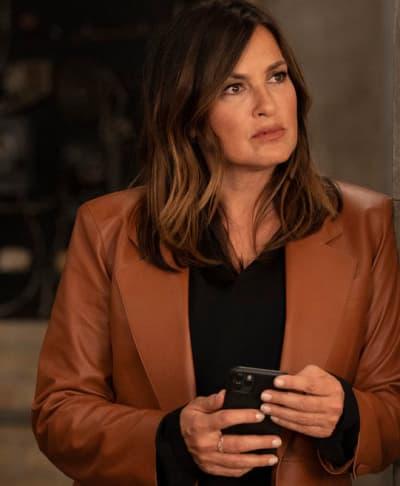 Benson's Concerns - Law & Order: Organized Crime Season 1 Episode 5