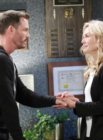 Bristen At the Crossroads / Tall - Days of Our Lives