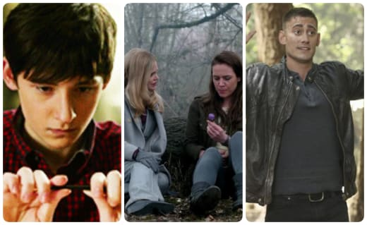 Collage Lack of Follow-Through - Once Upon a Time Season 4 Episode 23