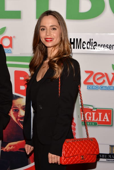 Eliza Dushku attends Mikeyboy Screening