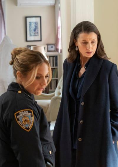 Erin and Eddie Team Up - Blue Bloods Season 11 Episode 15
