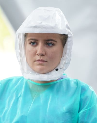 Helm Burns Out - tall  - Grey's Anatomy Season 17 Episode 15