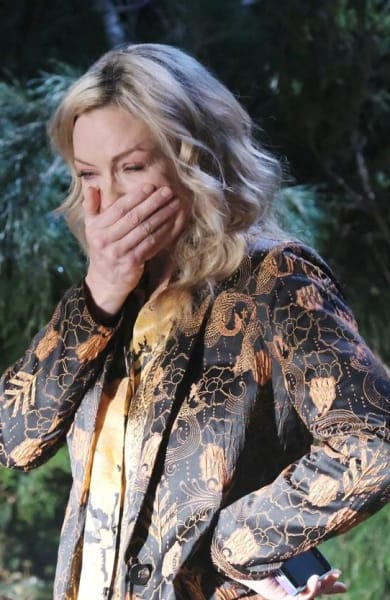 Kristen's Horrific Realization / Tall - Days of Our Lives