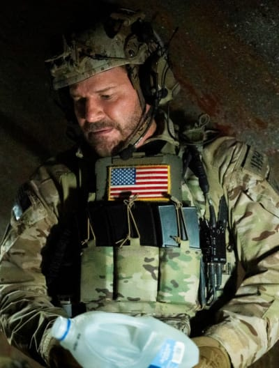 Leading the Mission - SEAL Team Season 4 Episode 14