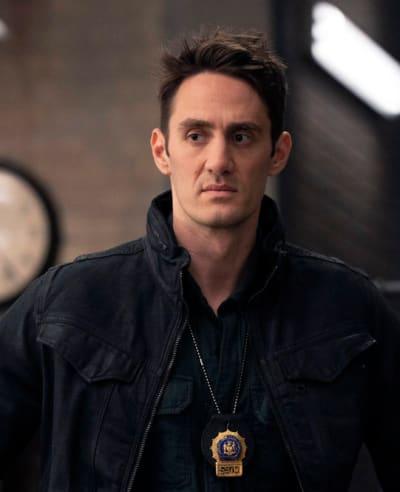 Potential Double Agent - Law & Order: Organized Crime Season 1 Episode 5