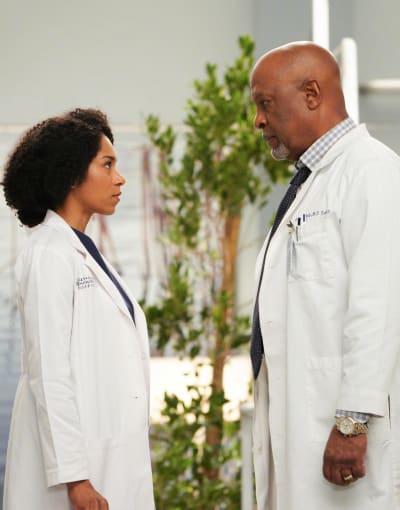 Reasoning with Richard - Tall - Grey's Anatomy Season 16 Episode 18
