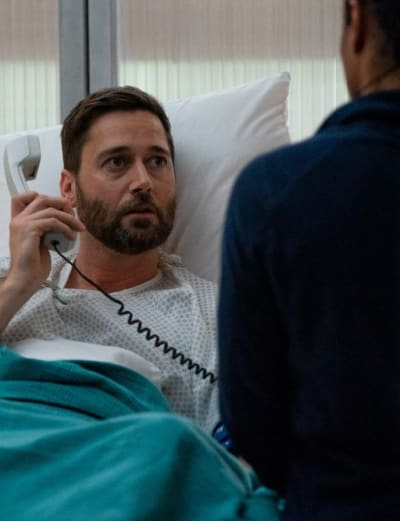 The worst Call - tall - New Amsterdam Season 3 Episode 12