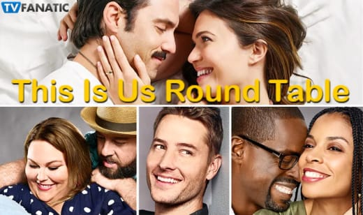 This Is Us Round Table Art