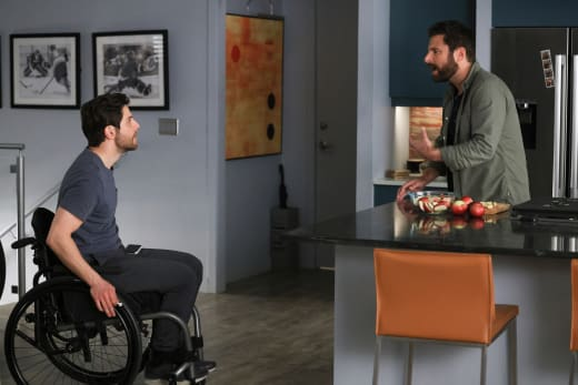 Eddie Risks It  - A Million Little Things Season 3 Episode 16