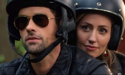 Brady & Brie Ride  - Virgin River Season 3 Episode 3