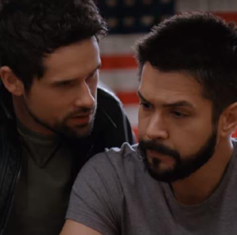 Brady Confronts Mike - Virgin River Season 3 Episode 8