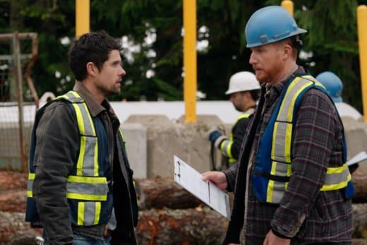 Construction Project Troubles  - Virgin River Season 3 Episode 2
