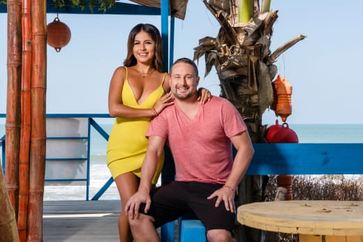 Corey and Evelin Return - 90 Day Fiance: The Other Way